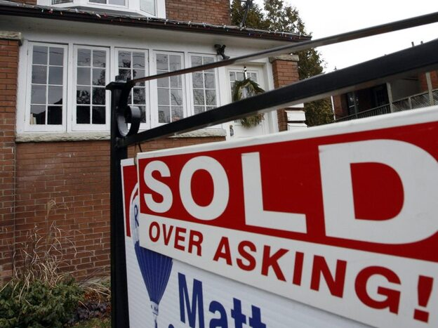 Canada's real estate market is one of the hottest in the developed world.