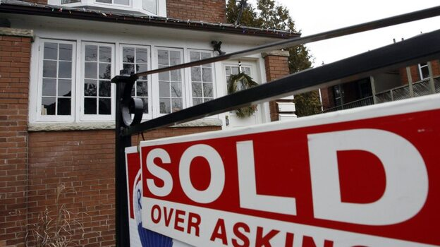 Canada's real estate market is one of the hottest in the developed world. (Reuters /Landov)