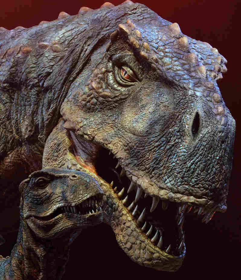 Not the Nebraska Tyrannosaurus Rex.