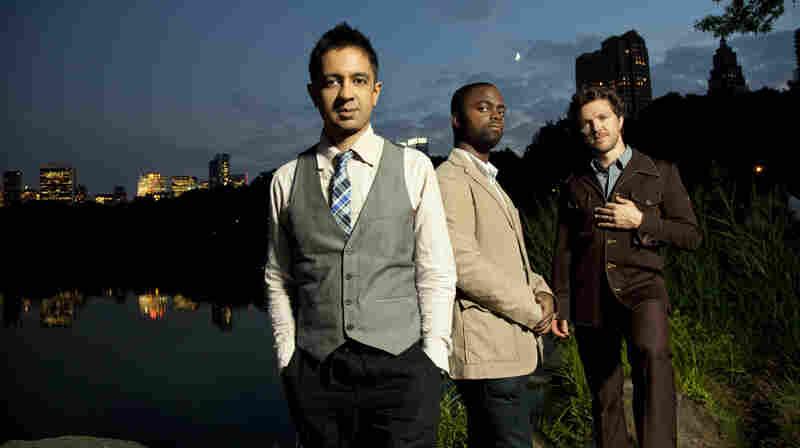The Vijay Iyer Trio.