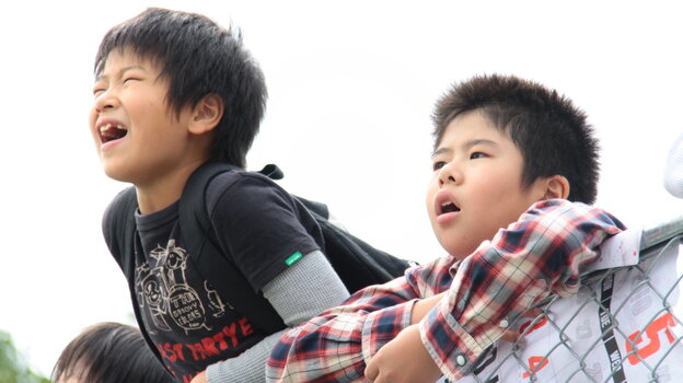 Ohshiro and Koki Maeda are real-life brothers playing brothers in Hirokazu Kore-eda's latest film, I Wish, a tale of a divided family and one boy's plan to bring it back together.