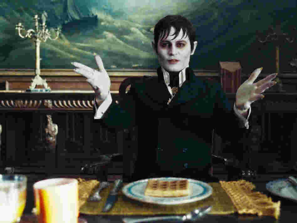 In the new film adaptation of Dark Shadows, Johnny Depp plays Barnabas. Seth Grahame-Smith, author of Abraham Lincoln: Vampire Hunter, wrote the screenplay for the movie and says the idea of living forever as a vampire continues to fascinate.