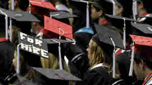 College Grads Struggle To Gain Financial Footing