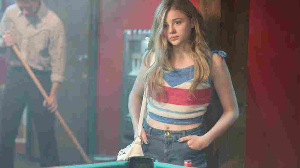 All The Wrong Places: Bars, pool halls and pickup trucks aren't the sort of place you'd expect to find a 13-year-old like Luli (Chloe Grace Moretz), but that's exactly where Hick writer Andrea Portes sends her.