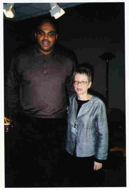 NBA star Charles Barkley visits Fresh Air in 2002.
