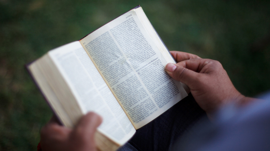 While liberal Christians argue the Bible should be interpreted as society changes, conservatives argue for a more literal reading, leading to differences in belief about God and homosexuality. (Getty Images)