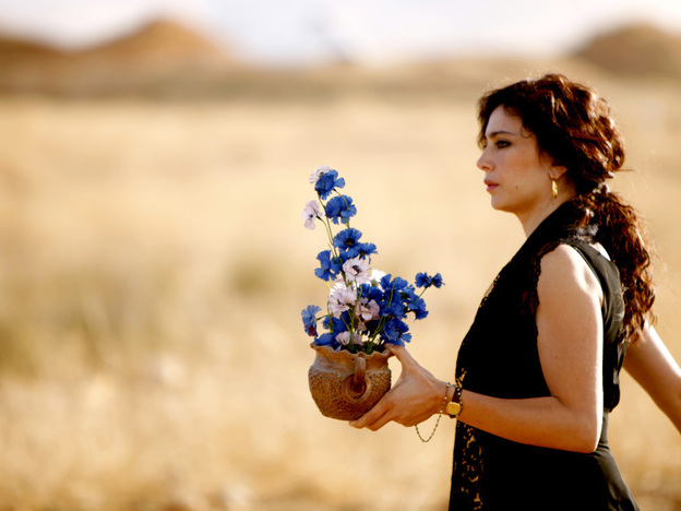 <em></em> Muslim and Christian women team up to try everything imaginable to distract their men from war in the Lebanese film <em>Where Do We Go Now? </em>Director and actress Nadine Labaki plays the lead role of Amale<em>.</em>