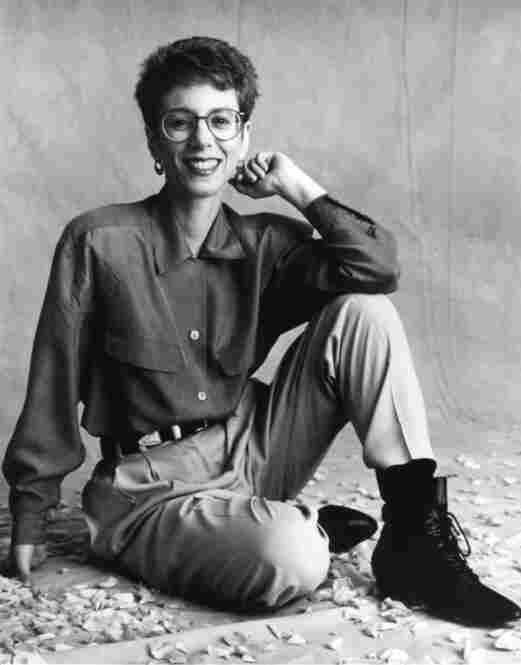 Terry Gross in the early 1990s.