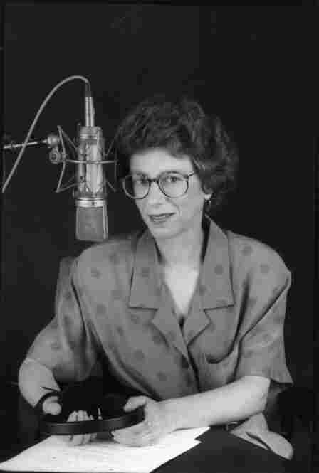 Terry Gross, early 1990s.
