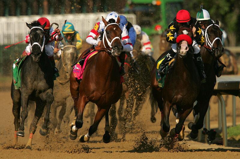 Horse Racing Americas Most Dangerous Game