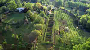 Thomas Jefferson's Vegetable Garden: A Thing Of Beauty And Science