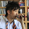 Kishi Bashi performs a Tiny Desk Concert at the NPR Music offices.