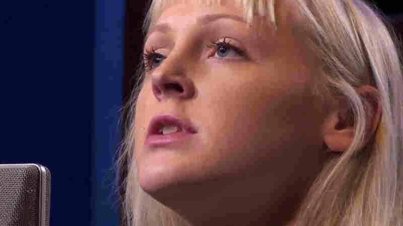 "Laura Marling performed ""Sophia"" on opbmusic."