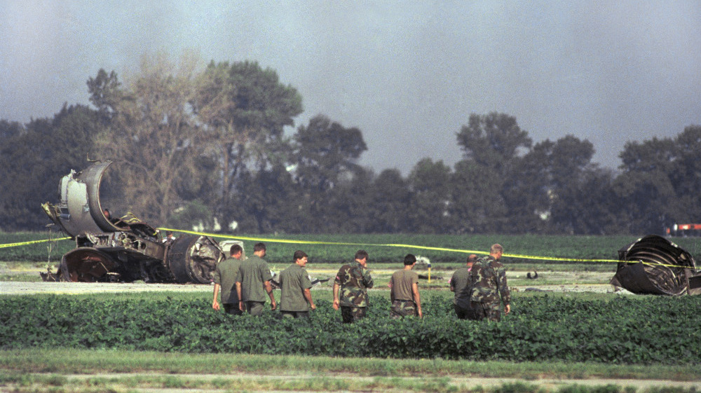 Hero Pilot In 1989 United Crash Dies : The Two-Way : NPR