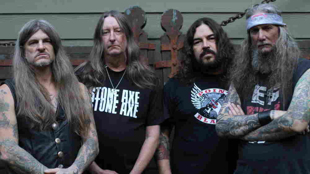 Saint Vitus unleashes the slow-mo headbang of a thousand metalheads on its first album in 17 years. Lillie: F-65 comes out May 22.