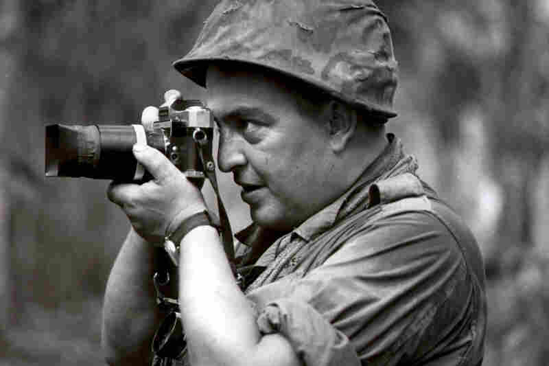 Faas, a prize-winning combat photographer who became one of the world's legendary photojournalists, died May 10, 2012, at the age of 79. Here, he is shown in Vietnam in 1967.