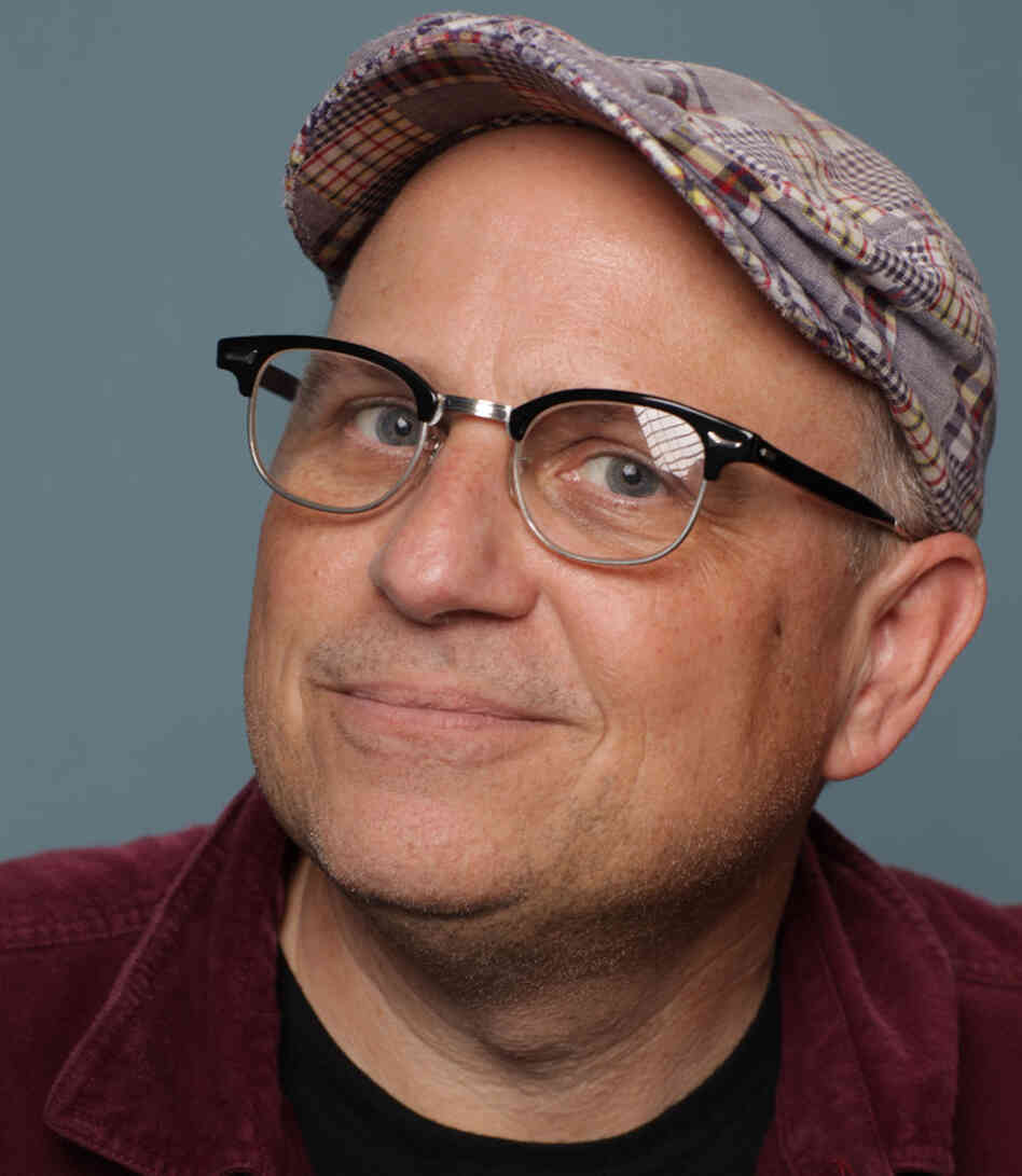 Director Bobcat Goldthwait poses for a portrait during the 2011 Toronto Film Festival at the Guess Portrait Studio on Sept. 10, 2011 in Toronto, Canada.