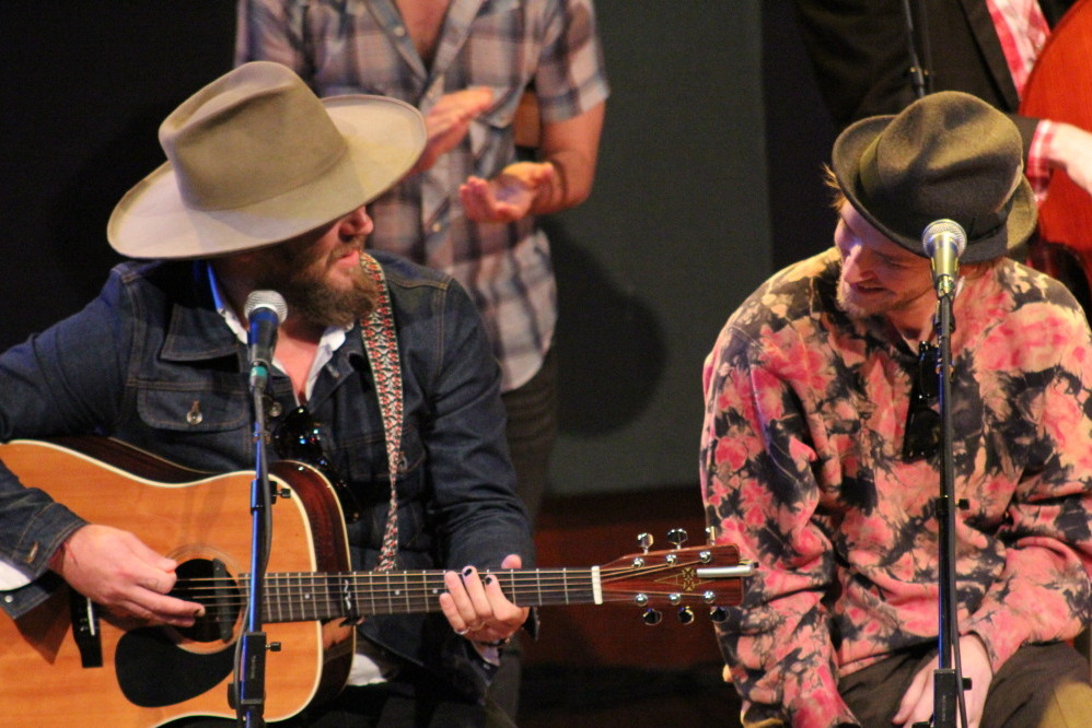 Edward Sharpe and the Magnetic Zeros performed song from their two albums at World Cafe Live in Philadelphia.
