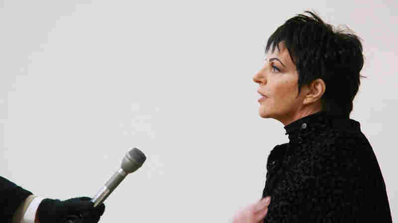 Liza Minnelli On 'Song Travels'