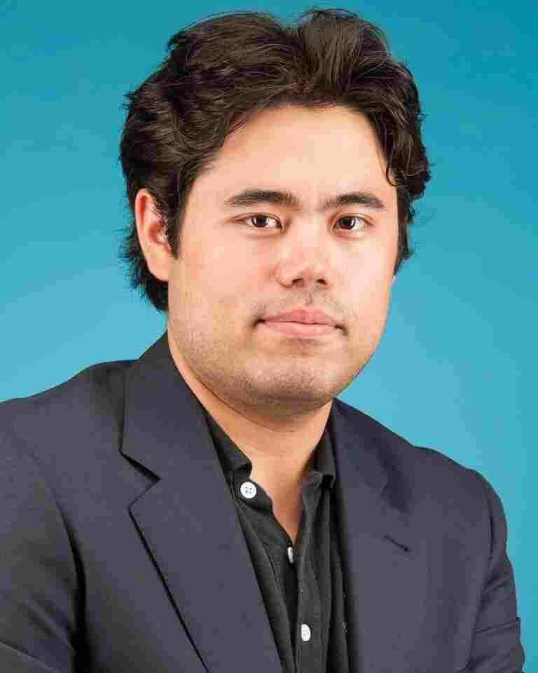 Hikaru Nakamura is the No. 1 ranked chess player in the United States.
