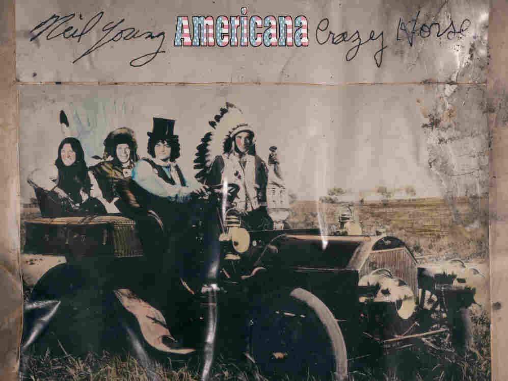 Americana's cover art.