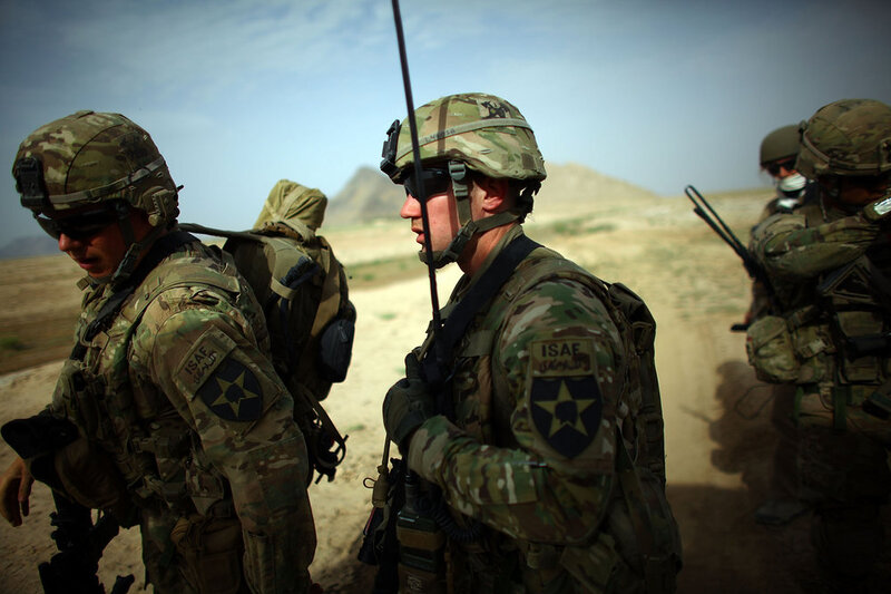 u s military mission pushing afghans to take lead npr