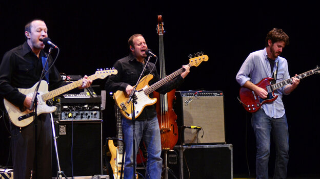 The Ryan Montbleau Band.