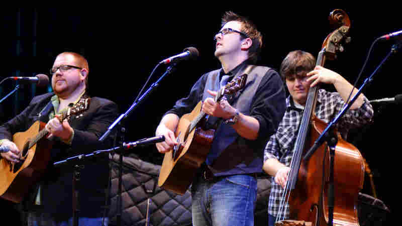 NewFound Road On Mountain Stage