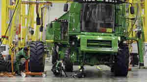 From Iowa To Russia, Tractors Build Economic Bridge
