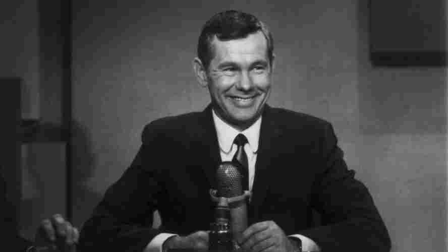 Johnny Carson hosted The Tonight Show for 30 years. During that time, he received six Emmy Awards, a Peabody Award and the Presidential Medal of Freedom. He died in 2005.
