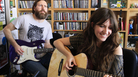 Arborea performs a Tiny Desk Concert at the NPR Music offices in Washington, D.C., on April 20, 2012.