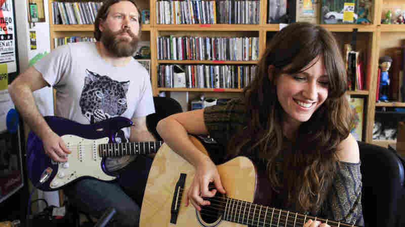 Arborea: Tiny Desk Concert