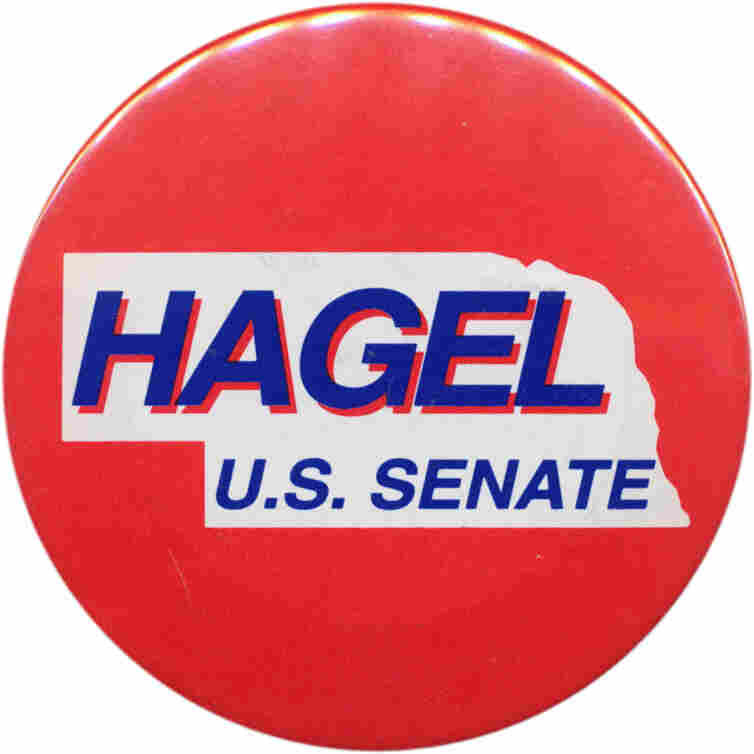 Hagel button
