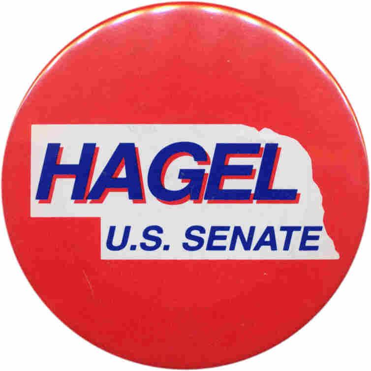Hagel button