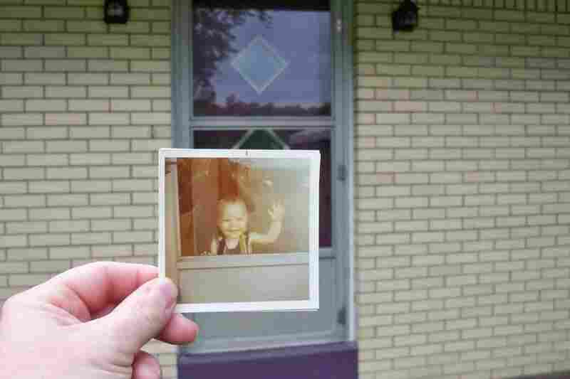Dear Photograph,I thought Dad never took a picture of me, ever. Then I noticed his reflection in the glass.Gregg