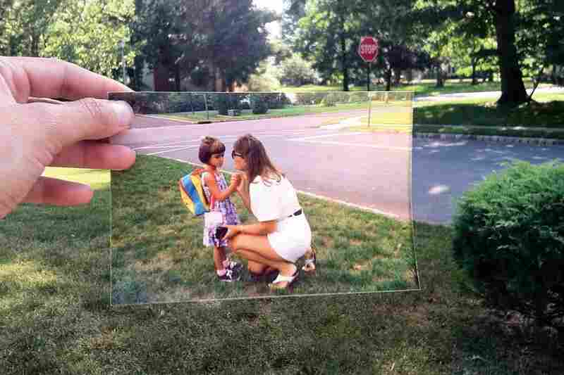 Dear Photograph,Letting go of my mother's hand on the first day of school was always the hardest.Liz