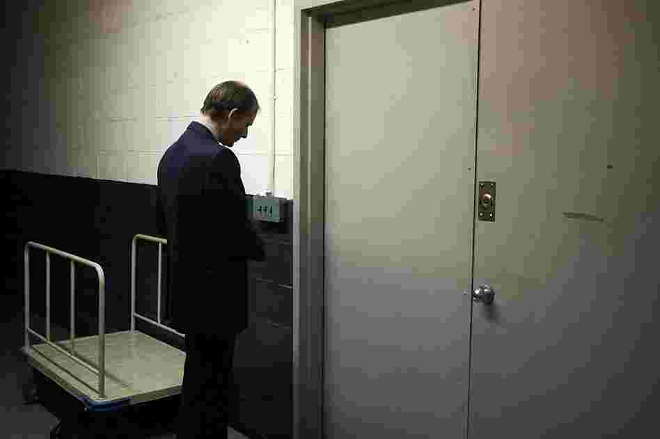 "Jeff Roth unlocks the doors to the ""morgue"" of The New York Times."