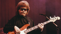 "Donald ""Duck"" Dunn onstage about 1990."