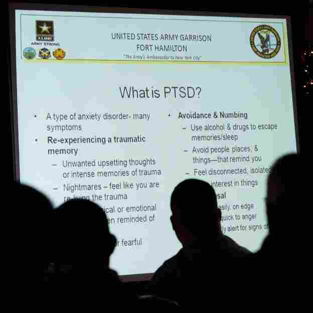 Military Looks To Redefine PTSD, Without Stigma