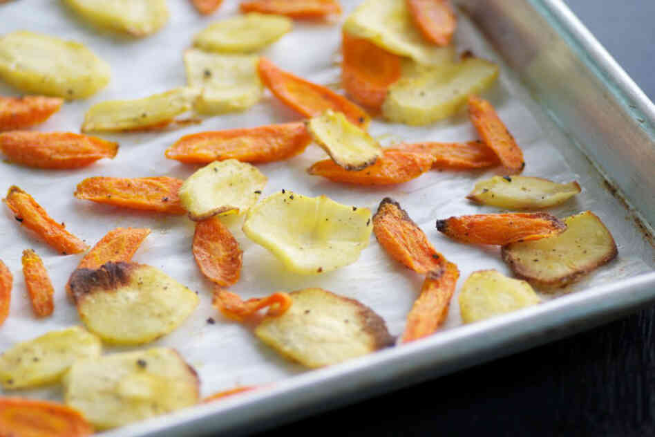 Carrot And Parsnip Fries Recipes — Dishmaps