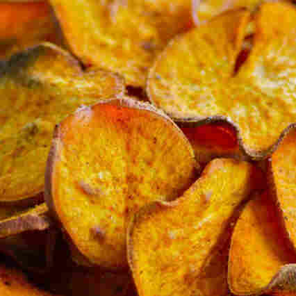 Even Your Mother Will Approve Of Vegetable Chips