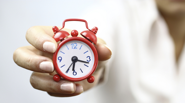 It doesn't take a transcontinental flight to end up out of sync with your body clock. It might just be that you stay up too late. (iStockphoto.com)
