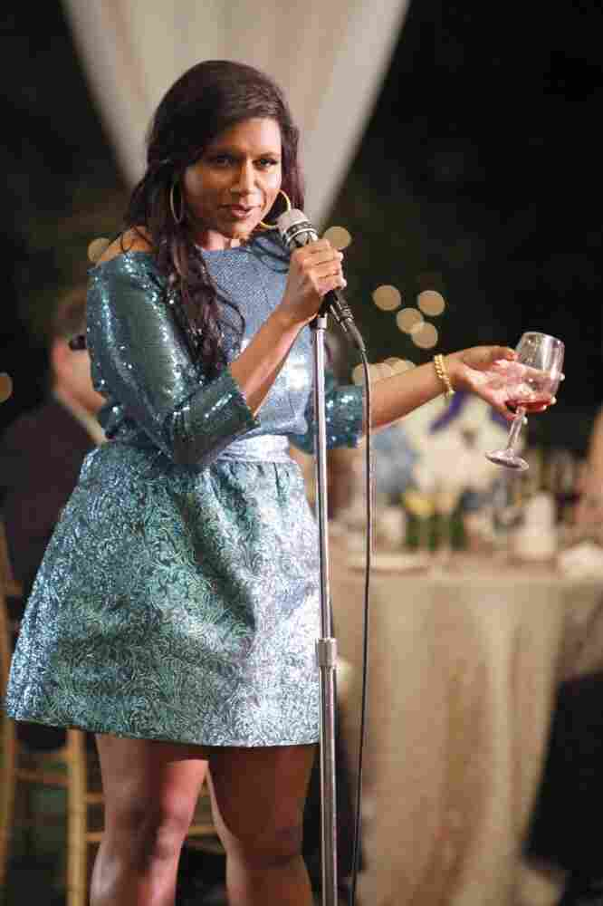Mindy Kaling stars in the new Fox comedy The Mindy Project.