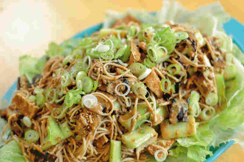 Loaded Otsu Noodles