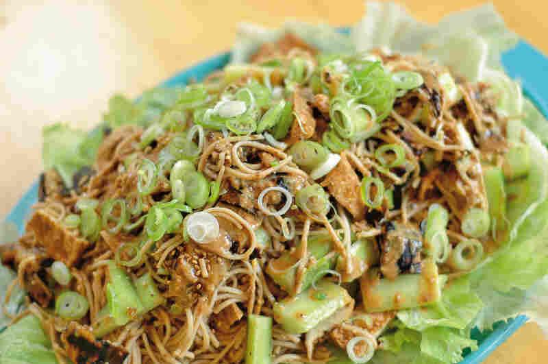 Loaded Otsu Noodles