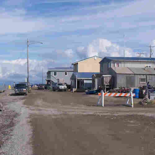 Kotzebue, Alaska, is a remote arctic community of some 3,000 people. Alaska public health official Dr. Michael Cooper says that when he worked here three years ago, he occasionally saw patients with classic symptoms of tuberculosis — but he failed to make the connection.
