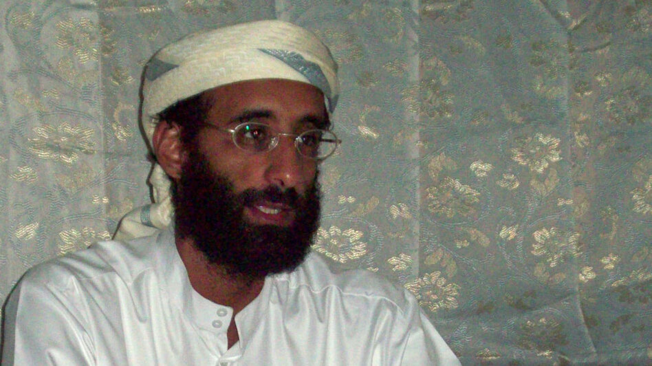 "Anwar al-Awlaki was killed in a U.S. drone strike in Yemen. ""The United States is doubling down on its use of air power and drones, which are swiftly becoming the primary focus of Washington's counterterrorism operations,"" writes Jeremy Scahill. (AP)"