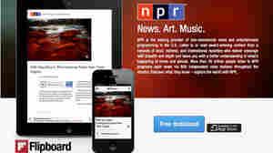 'Flipping' For NPR