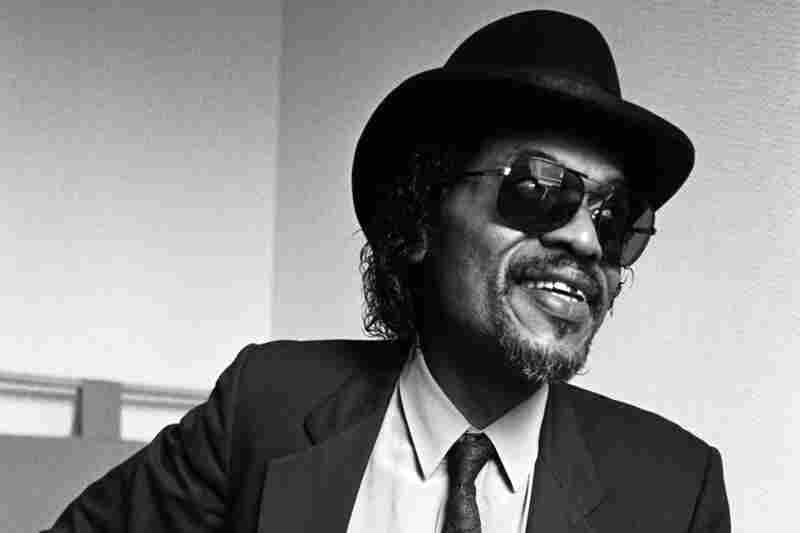 """Chuck Brown, the """"Godfather of Go-Go,"""" in 1987."""