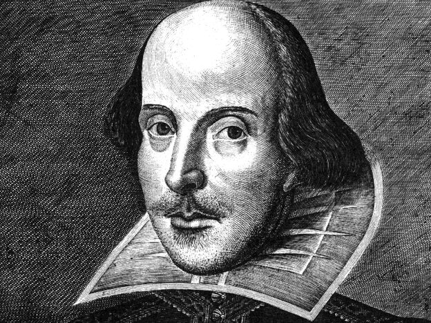 Recitations of Shakespearean love poems may come straight to you via mobile app in celebration of his 450th birthday.